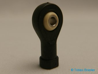 M3 Gelenkkopf mit Innengewinde | Rod end with internal thread
