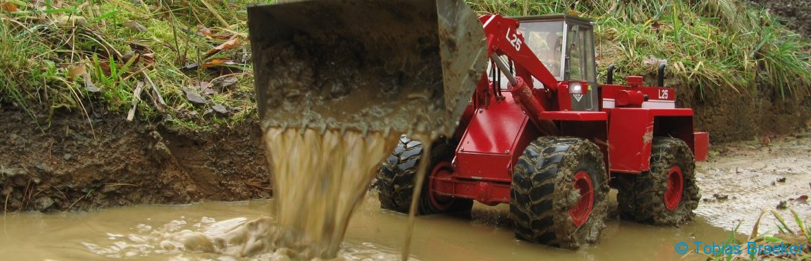 Radlader O&K L25 | Wheel loader